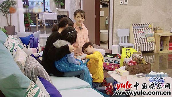 邓莎《妈超3》未来婆婆上身 大麟子饺子同框甜化网友资讯生活